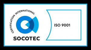 France Gardiennage est certifié ISO 9001